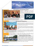 September 2008 UN Nepal Newsletter