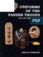 Uniforms of the Panzer Troops