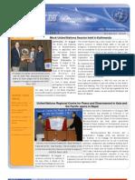 August-2008 UN Nepal Newsletter