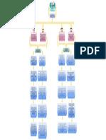 Organigrama Programa de Formacion