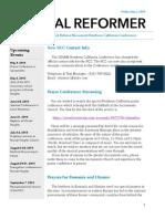 NorCal Reformer 28 (May 2, 2014)