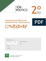 Matemáticas Pruebas diagnóstico ESO 2º - Álgebra y Funciones.pdf