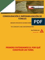 Consolidación e Impemeabilización Con Inyecciones y Microcementos 1