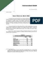 Caso Vinos Del Norte SAC 30.04.14