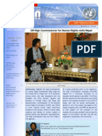 March-2009 UN Nepal Newsletter