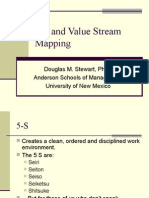 02 5-S and Value Stream Mapping
