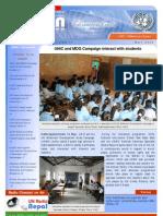 May-2009 UN Nepal Newsletter