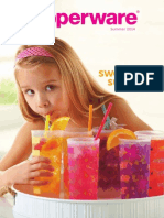 Tupperware Summer 2014 Catalog