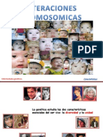 Clase Alteraciones Cromosomicas