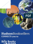 Hudson Booksellers Best Books of 2009
