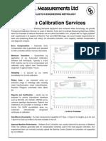 Calibracion Cnc