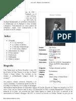 Juan Calvino - Wikipedia, La Enciclopedia Libre
