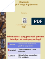 Diagnosis - Partial Discharges