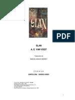 Slan-novela de Ciencia Ficcion