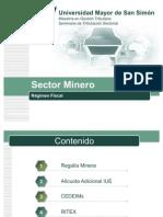 Impuestos Sector Minero Bolivia 1