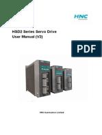 HNC Servo manual - Tài liệu về servo HNC