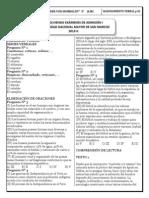 Examen Unmsm 2013 Solucionario