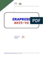 EP-25 ERA PRESS