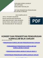 Kumpulan n1 Konsep Dan Pengertian Pengurusan Kurikulum Bilik Darjah