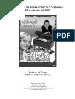Historias Da Bíblia Pouco Contadas