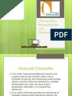 Clonezilla Manual