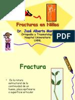 Fracturas en Niños