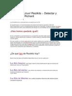 Rootkits - Detectar y Eliminar