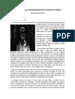 La Raiz Historica y Antropologica de Los Muertos Vivientes
