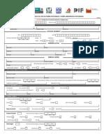 Formato Estudio Epidemiológico de Caso. Dengue 2013
