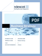 UNIT 7 Business Stratey-hnd
