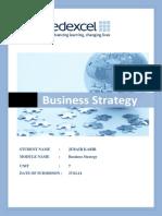 UNIT 7 Business Stratey-hnd