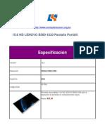 LENOVO B560 4330