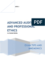 301552 61738 Mnemonics of Audits in PDF