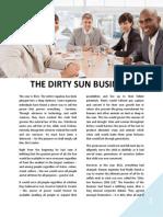 The Dirty Sun Business - By Robert Ddamulira