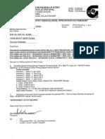 Jadual Interaksi 4 PPG Pada 15 Mac 2014 MY