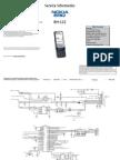 Nokia 6110 Rm-122 Service Schematics