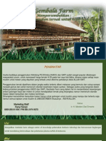 Tawaran kemitraan ternak Kambing PE/Domba/Sapi dengan Sijitu Gembala Farm