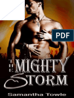 Towle Samantha-Mighty Storm The