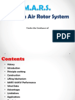 air rotor system