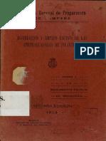 Instruccion y Empleo Tactico de Las Ametralladoras de Infanteria_1929
