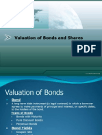 Valuation of Bonds and Shares 2352