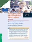 MSL 201 L04b Intro to Troop Leading Procedures
