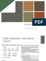 2.2 Interpretación de Planos - Isometricos
