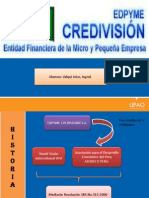 edpyme credivision