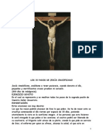 Los 33 Pasos de Jesús Crucificado - Copia