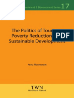 The Politics of Tourism, Poverty Reduction and Sustainable Development - A. Pleumarom (Third World Network)