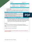 Software Engineering II - CS605 Fall 2006 Assignment 01