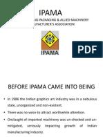 Journey of IPAMA