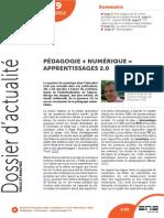 Pedagogie + Numerique