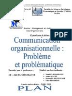 58683984comminication Organisationnelle Probleme Et Problematique Doc